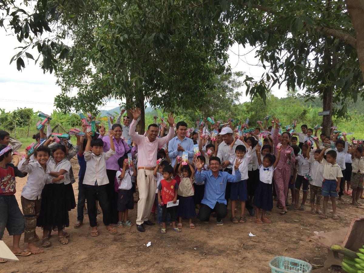 scuola cambogiana
