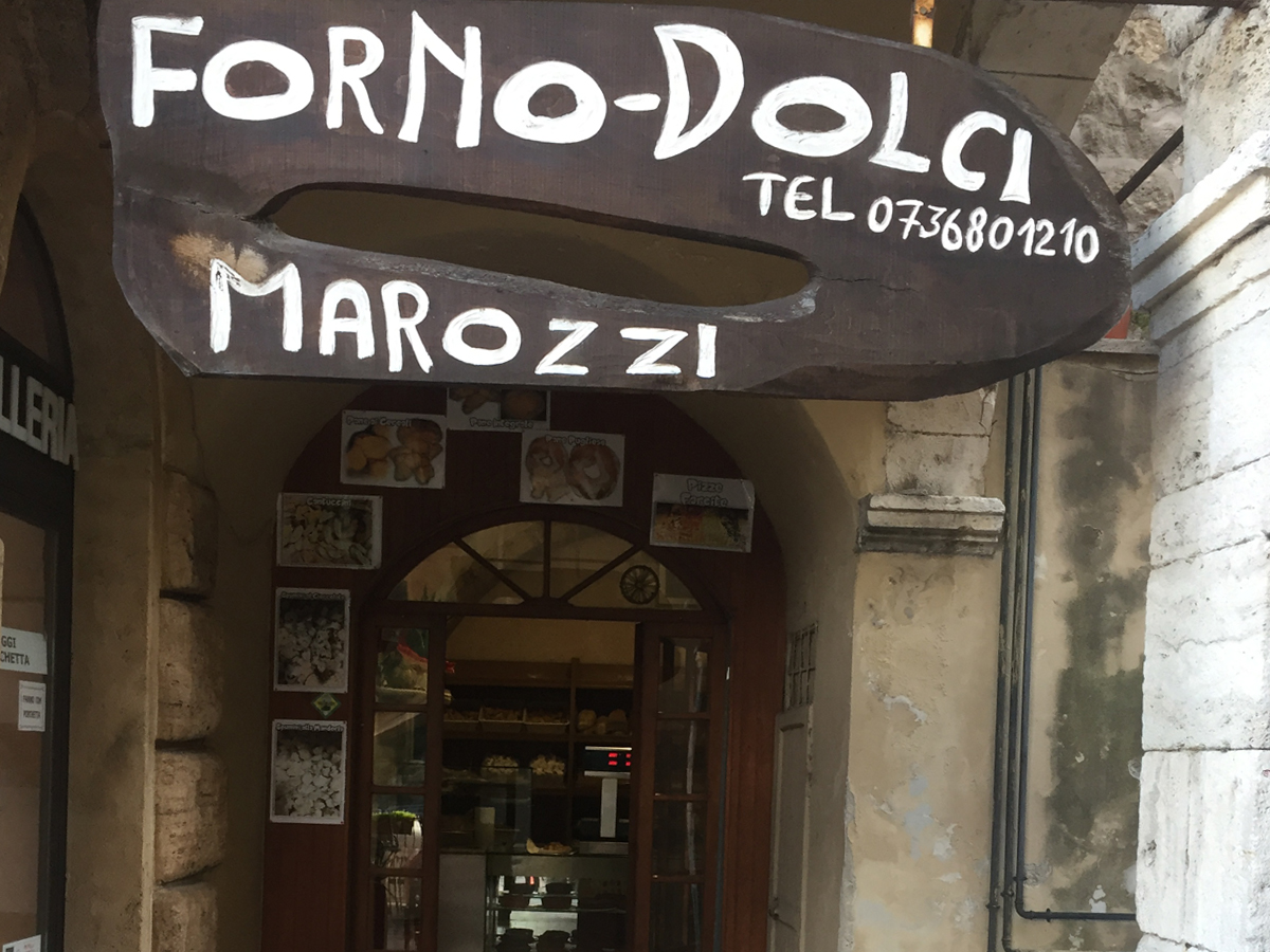 Forno Marozzi - Acquasanta Terme