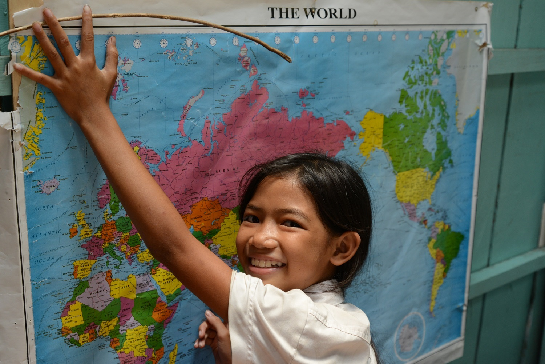 diritto all'istruzione dei bambini cambogia