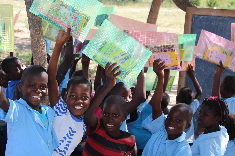 diritto all'istruzione dei bambini in mozambico