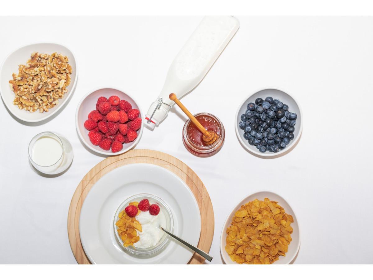 Un esempio di colazione ideale per bambini